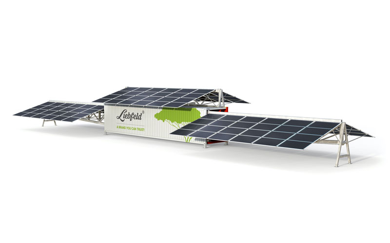 Solartainer CSR