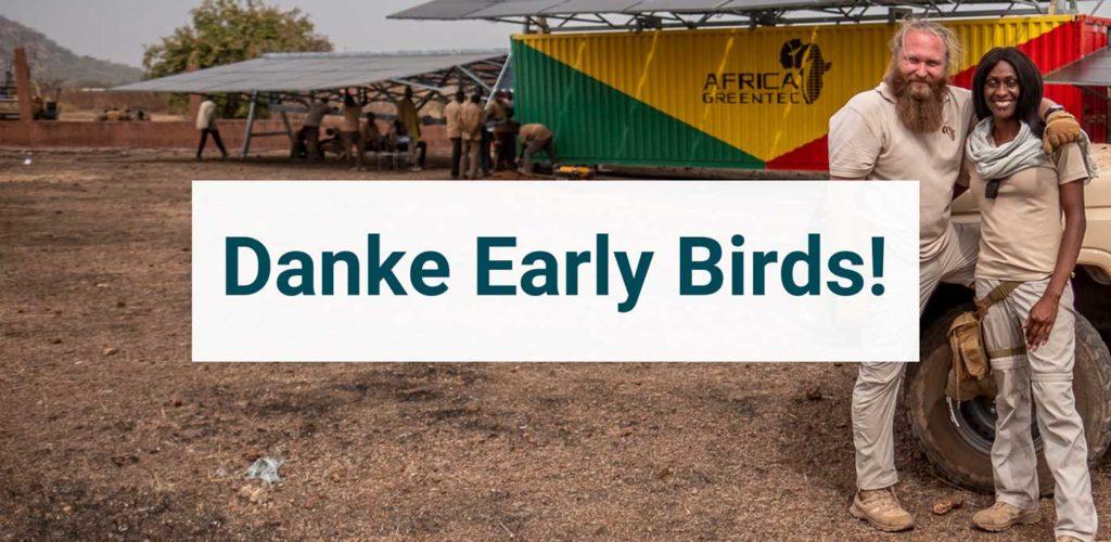 Danke Early Birds